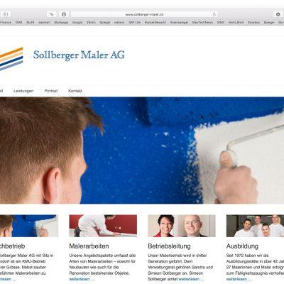 Internet Startseite